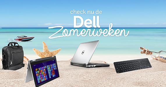 Dell zomerweken | Haal de zomer in kantoor