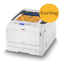 Profiteer de hele maand van zeer scherp geprijsde OKI printers
