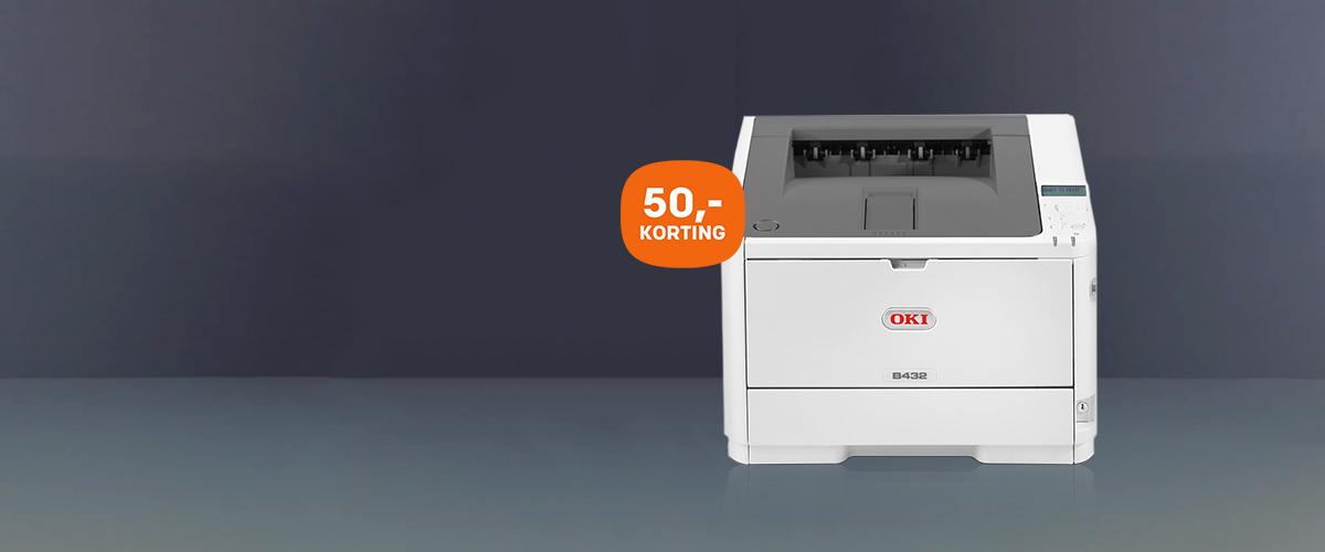 OKI B432 mono-printer