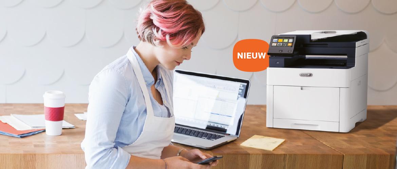 Nieuw: Xerox Phaser 6510