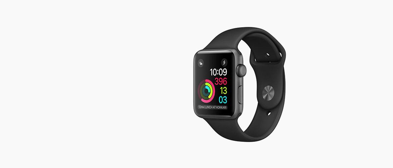 Apple Watch Series 1, Series 2 & Watch Edition