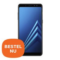 NU OP VOORRAAD: Samsung Galaxy A8 (2018)