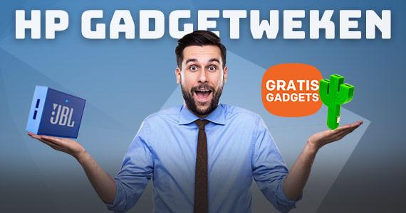 GRATIS leuke gadgets tijdens de HP gadgetweken