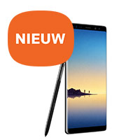 NU OP VOORRAAD: Samsung Galaxy Note 8