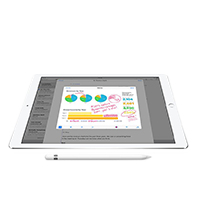 Apple accessoires voor iPad Pro: