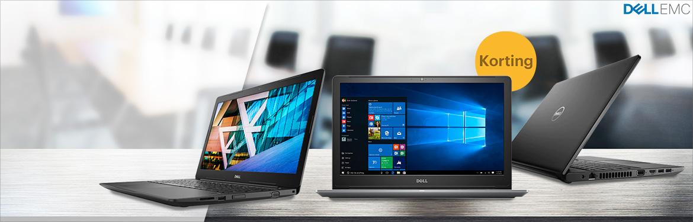 Extra scherp geprijsde DELL laptops