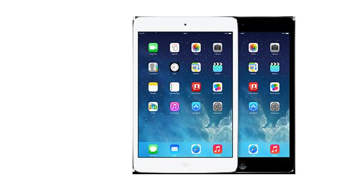 Prijsverlaging iPad Mini 2