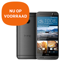 HTC One M9+ Gunmetal Gray