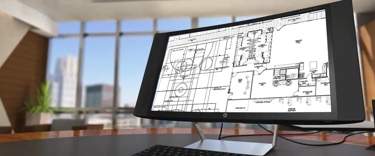 Het eerste gebogen scherm HP EliteDisplay S270 Curved
