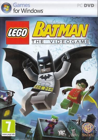 Warner Bros LEGO Batman, The Videogame (PC38280) thumbnail