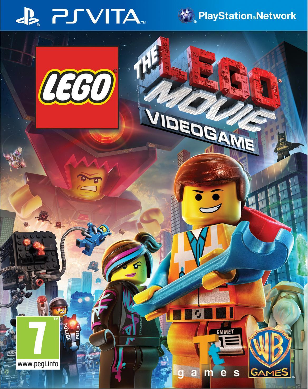 Warner Bros LEGO Movie PS Vita (1000452191) thumbnail