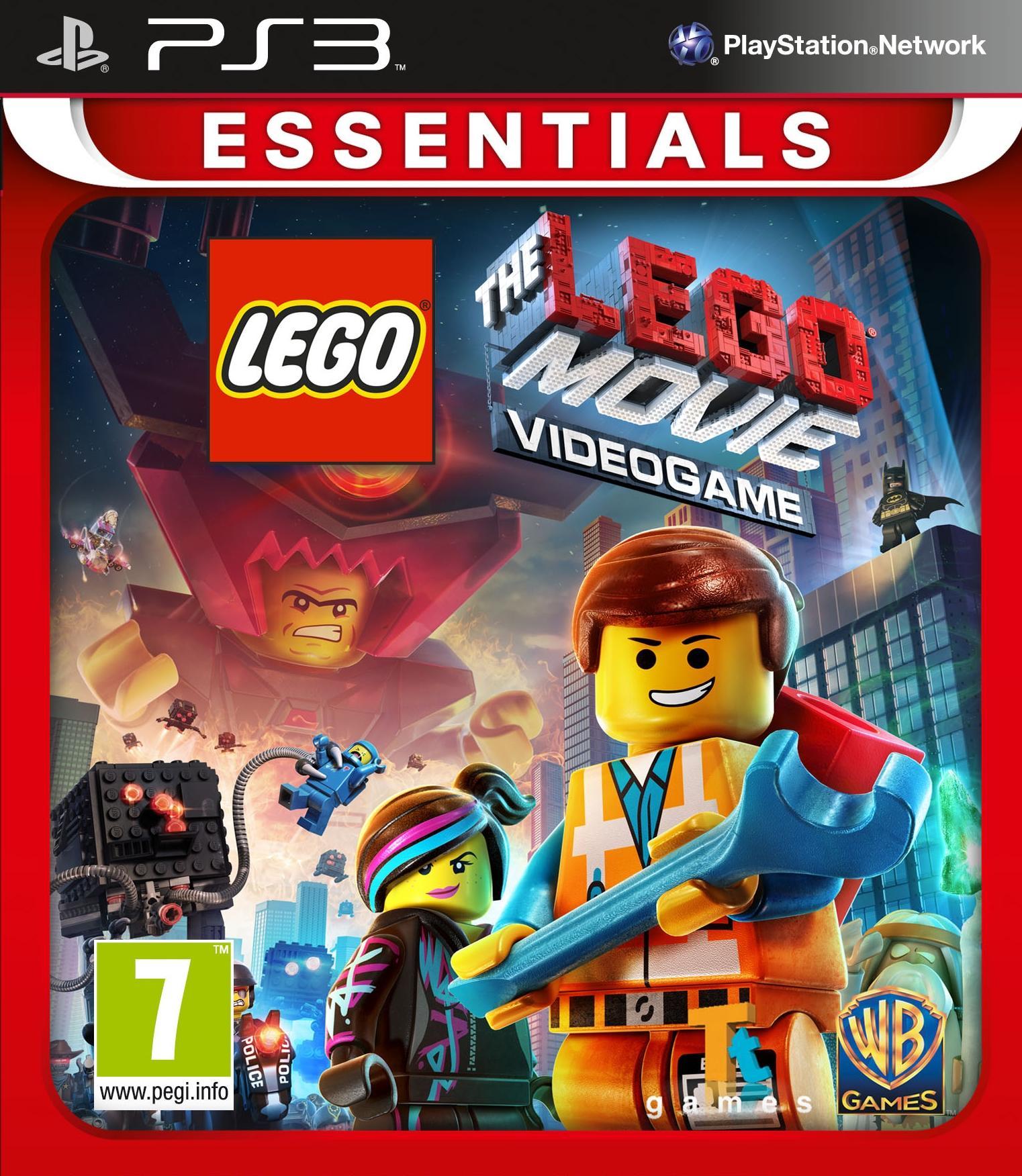 Mindscape LEGO Movie (Essentials) PS3 (1000569308) thumbnail