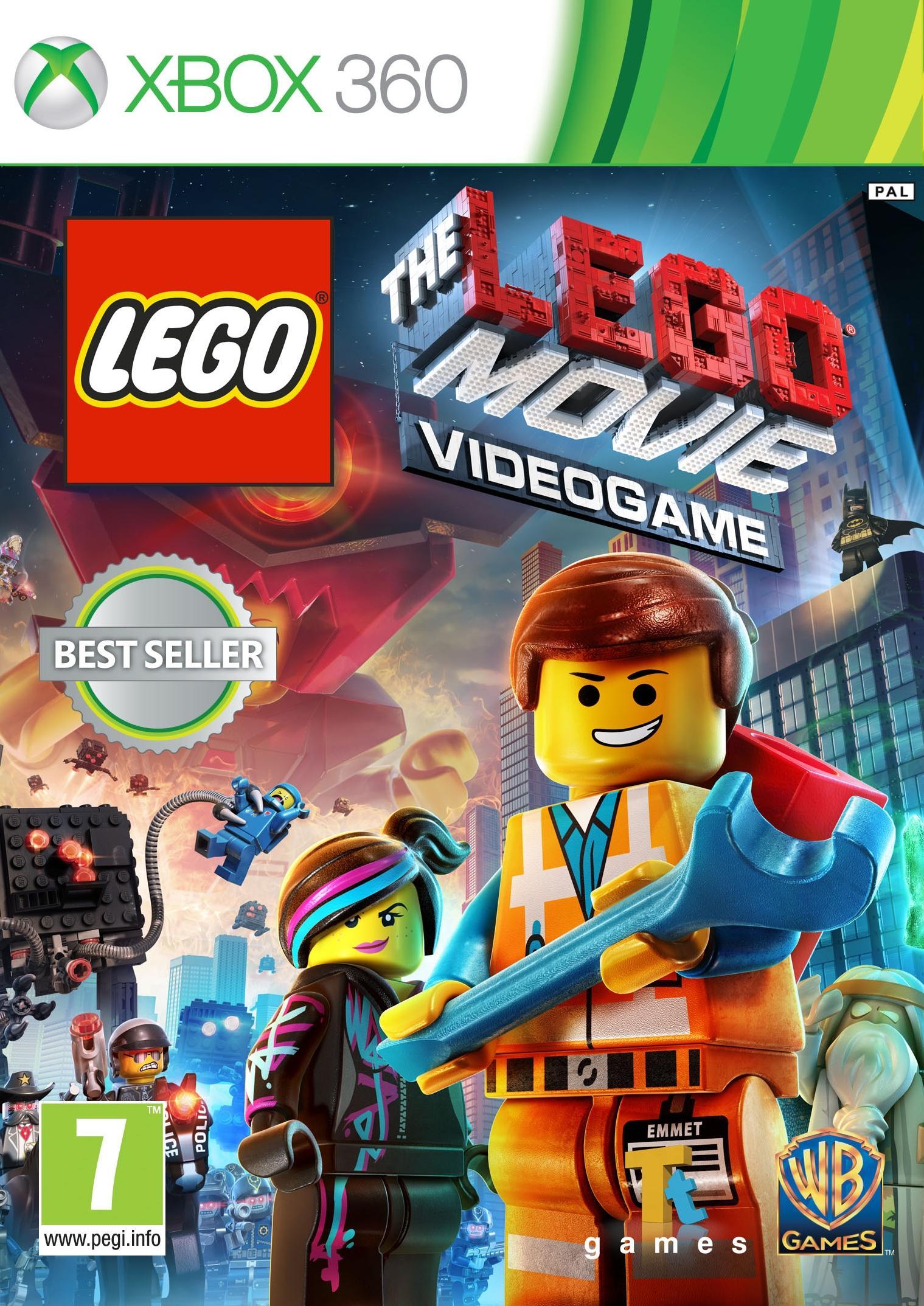 Mindscape LEGO Movie (Classics) Xbox 360 (1000569307) thumbnail