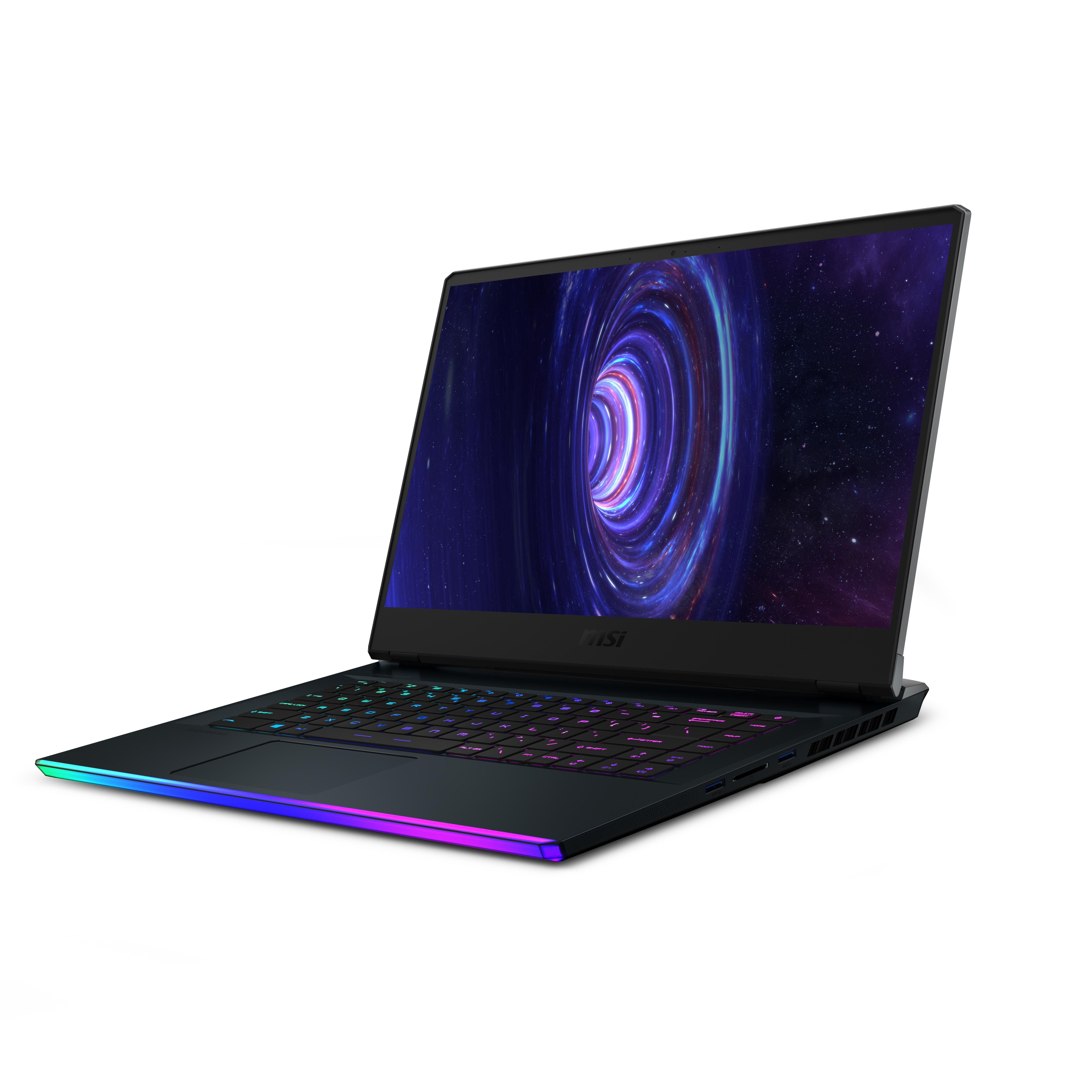 MSI Gaming GE66 10SFS 297NL Raider Laptop Zwart, Grijs