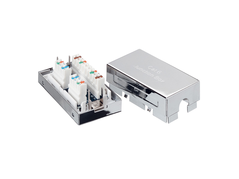 equip kabel connector cat 6 shielded junction box 135620 kopen online bestellen geen. Black Bedroom Furniture Sets. Home Design Ideas