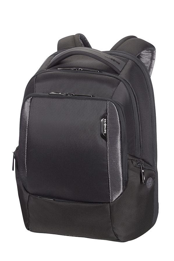 6b4ee84238e Samsonite rugzak Tech Laptop Backpack Expandable 15.6'' (zwart ...