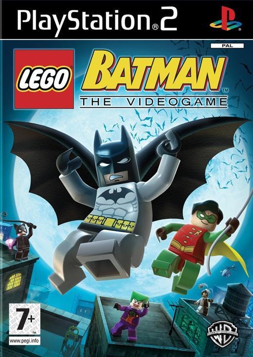 Warner Bros LEGO Batman, The Videogame PS2 (PS204705) thumbnail