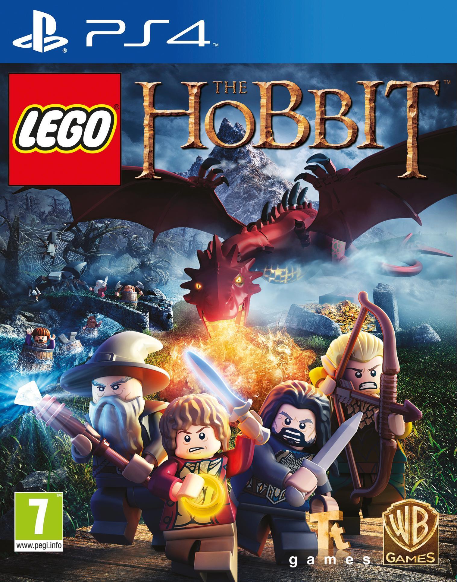 Warner Bros LEGO Hobbit PS4 (1000452214) thumbnail