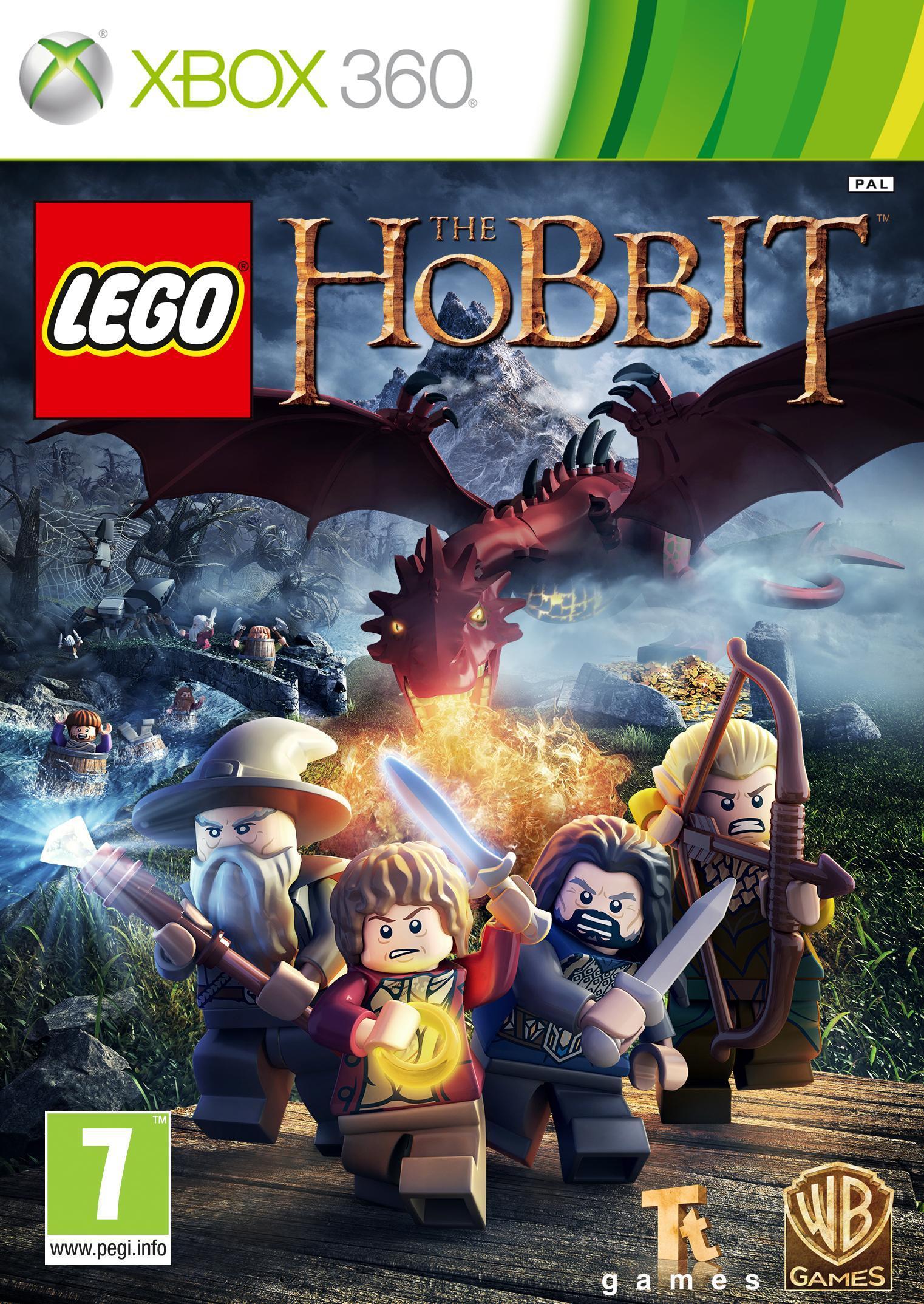 Warner Bros LEGO Hobbit Xbox 360 (1000452203) thumbnail