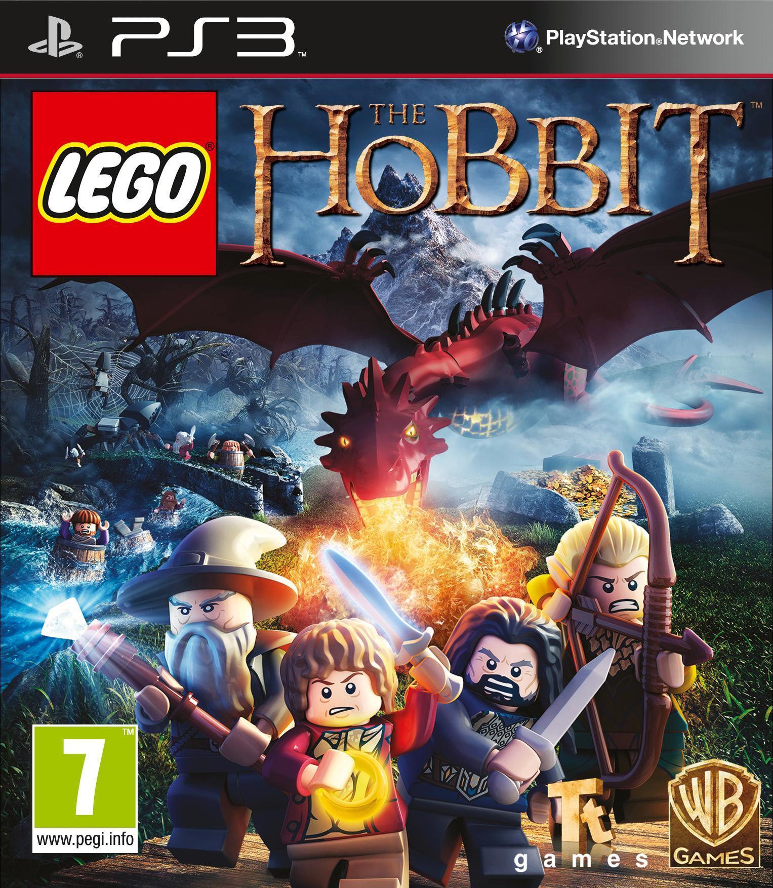 Warner Bros LEGO Hobbit PS3 (1000452218) thumbnail
