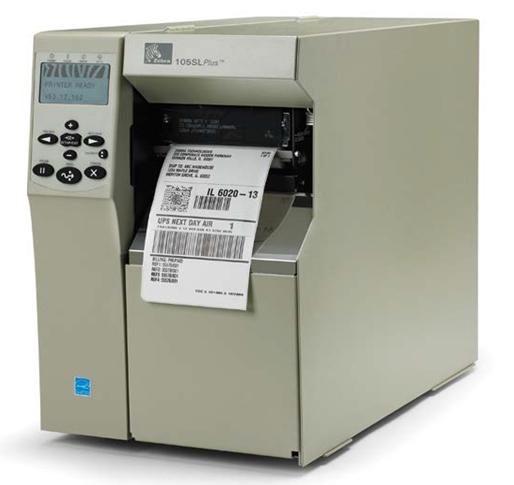Zebra labelprinter 105SLPlus 103-8KE-00110 kopen – Online Bestellen ...