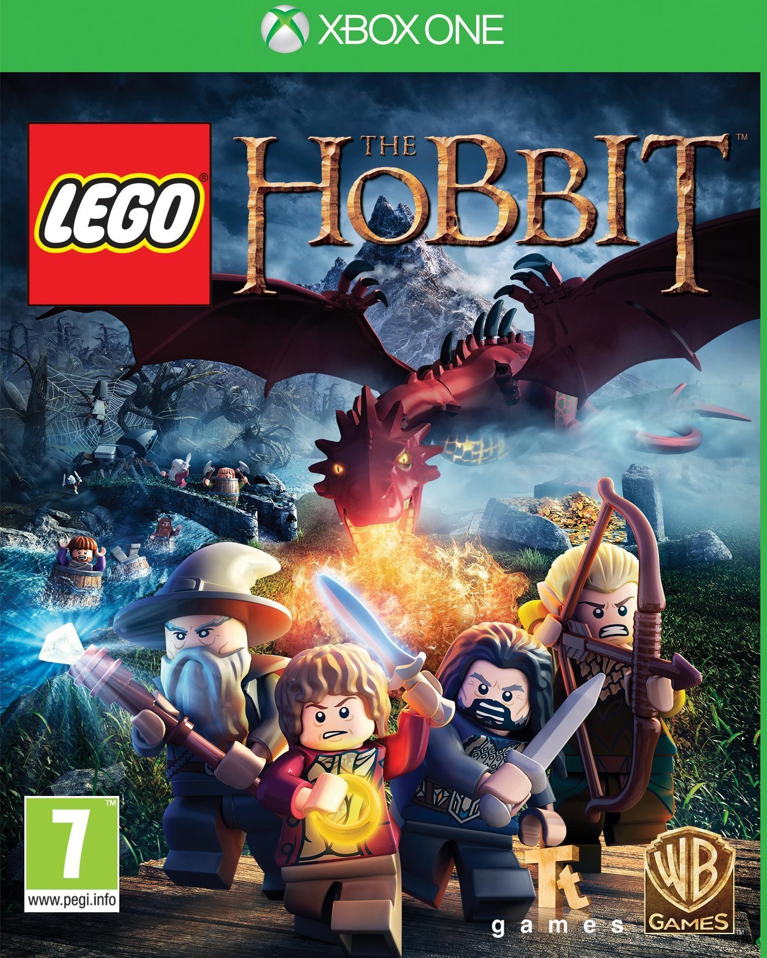 Mindscape LEGO Hobbit Xbox One (1000452205) thumbnail