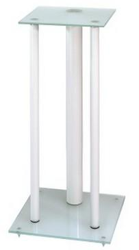 Hama Speaker Stands, White (00108769) thumbnail