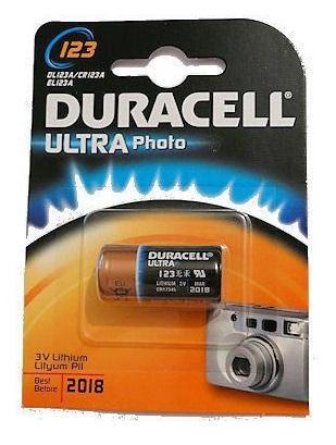 Duracell Batterij Ultra M3 3v Lithium Dl123 Kopen Online Bestellen