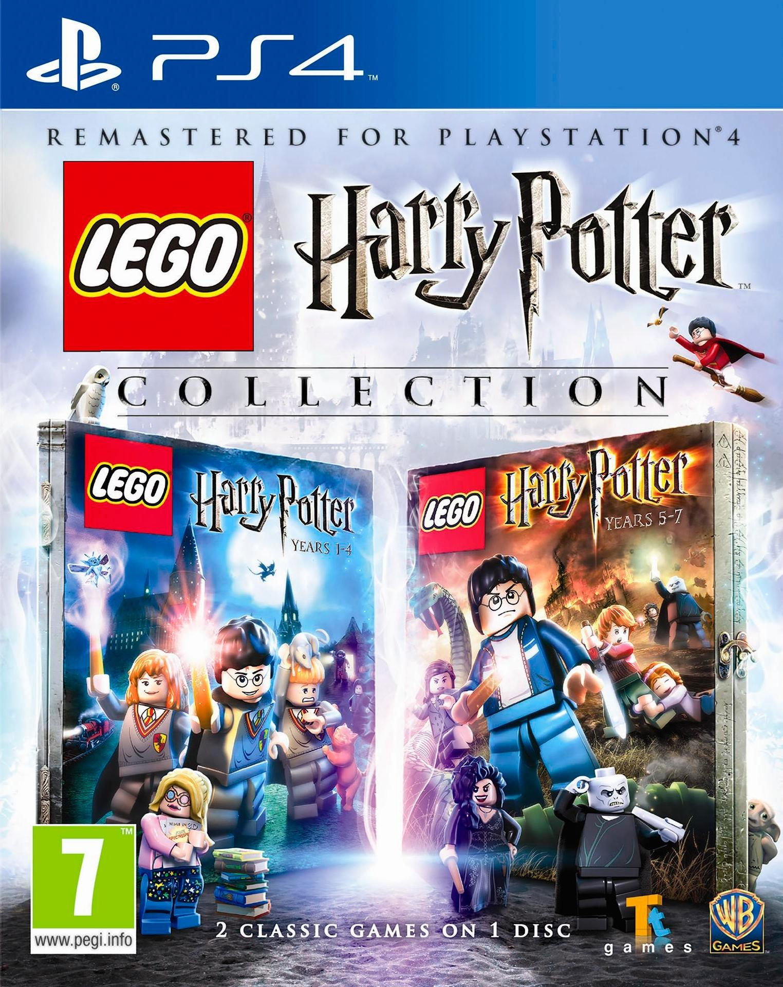Warner Bros LEGO Harry Potter 1-7 Collection PS4 (1000631717) thumbnail