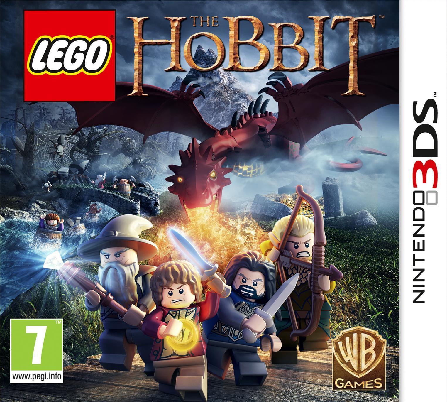 Warner Bros LEGO Hobbit 3DS (1000452224) thumbnail