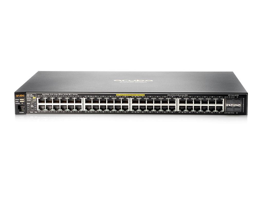 Hewlett Packard Enterprise switch BladeSystem Aruba 2530 ...