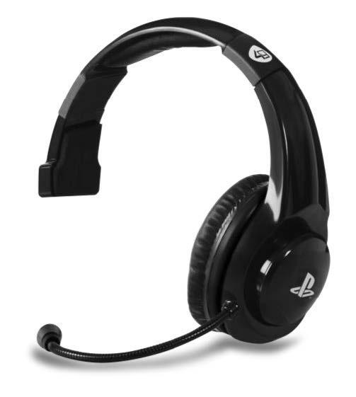 4Gamers 4Gamers PRO4-MONO Mono Gaming Headset (Zwart) PS4 (PRO4-MONO) thumbnail