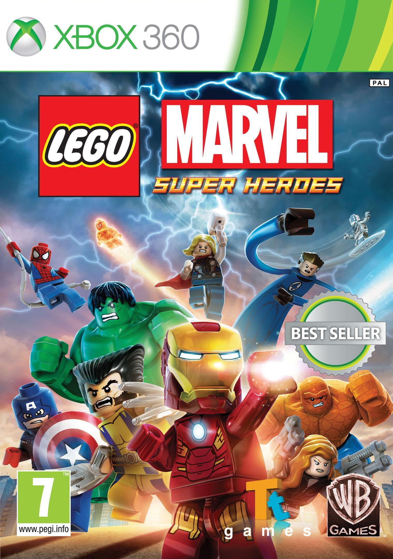 Warner Bros LEGO Marvel Super Heroes (Classics) Xbox 360 (1000569305) thumbnail