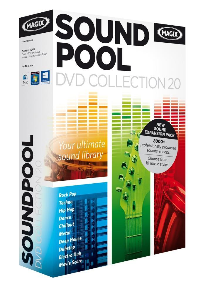 Magix Soundpool Dvd Collection 21 Download