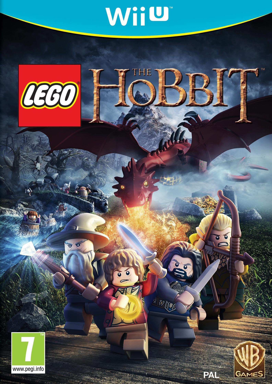 Warner Bros LEGO Hobbit Wii U (1000452207) thumbnail