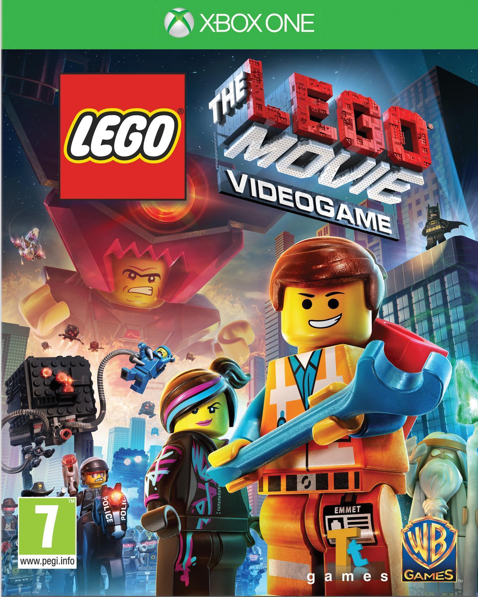 Mindscape LEGO Movie Xbox One (1000452181) thumbnail