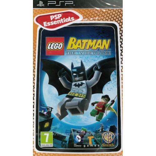 Warner Bros LEGO Batman, The Videogame (Essentials) PSP (kf-114622) thumbnail