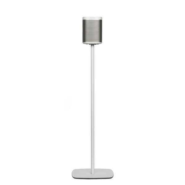 Flexson Floorstand for SONOS PLAY:1, White, Pair (FLXP1FS2011) thumbnail