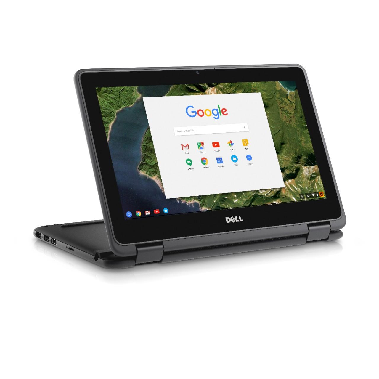 Dagaanbieding - Dell laptop Chromebook 11.6