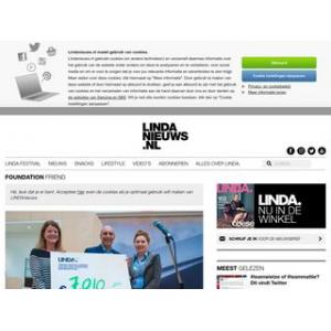 Centralpoint schenkt welkomstcadeau nieuw bedrijfspand aan LINDA.foundation ·...