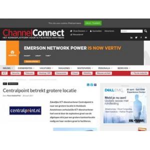 Centralpoint betrekt grotere locatie - ChannelConnect