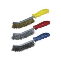 Wolfcraft GmbH product: 1 hand wire brushes set