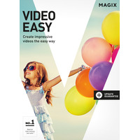 Magix Video Easy - 1 apparaat - Engels - PC Product