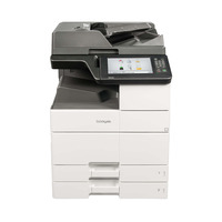Lexmark multifunctional: MX910de - Zwart