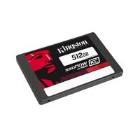 Kingston Technology SSD: SSDNow KC400 512GB + Upgrade Kit - Grijs