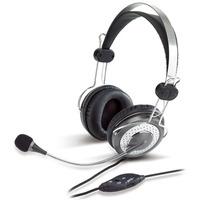 Genius HS-04SU headset - Zilver