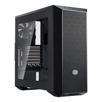 Cooler Master Case Midi CoolerM.MasterBox 5 Black E-ATX (MCX-B5S1-KWNN-11)