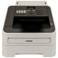 Brother faxmachine: FAX-2840 Laserfax 20 ppm - papiercassette 250 vel - 33.600 bps - Zwart, Grijs