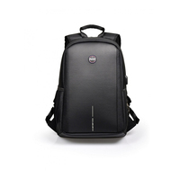 Port Designs CHICAGO EVO BP 13/15.6'' Laptoptas - Zwart
