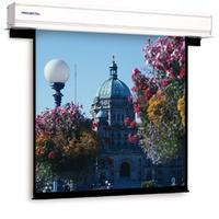 Projecta projectiescherm: Advantage Deluxe Electrol, High Contrast - Zwart, Wit